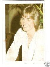 Shaun Cassidy  - 1980s Spanish Card