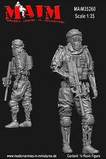1/35 Scale Resin kit Post Apocalyptic Cyborg - Zombie wars - figure kit