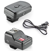 Neewer 16 Channels Wireless Remote Flash Trigger for Canon Nikon Olympus Pentax