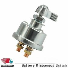 2Post Car Racing Master Battery Quick Disconnect Cut/Shut Off Safety Kill Switch (Fits: More than one vehicle)