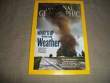 NATIONAL GEOGRAPHIC MAGAZINE SEPTEMBER 2012 WHAT'S UP WITH WEATHER,FLOODS,DROUGH