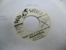 Hannibal Please Take A Chance On Me/Love Is Funny 45 RPM VG+ Pan World soul