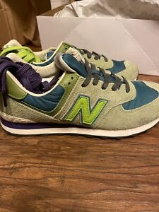 New Balance 574 Stray Rats Turtle Green Size 9 CONFIRMED ORDER