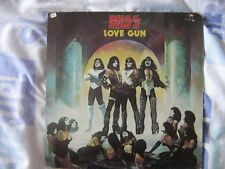 KISS 33 TOURS USA LOVE GUN