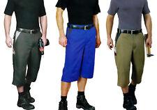 3/4 Arbeitsshorts 3 Farben Gr 48 50 52 54 Shorts kurze Hosen Sommershorts Herren