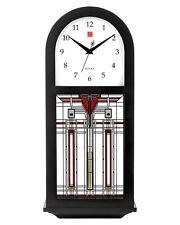 "Bulova Frank Lloyd Wright ""Thistle In Bloom"" Wall Clock NIB"