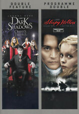Dark Shadows / Sleepy Hollow (Double Feature) New DVD