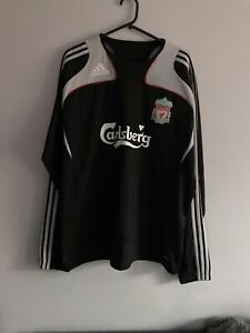 Liverpool adidas training jumper