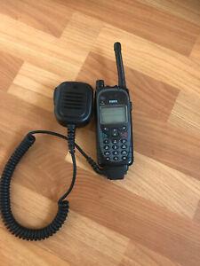 Sepura Tetra Radio SRH3900 sGPS TW Band 380-430 MHz with fist microphone