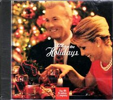 The Bombay Company JAZZ FOR THE HOLIDAYS: SMOOTH CHRISTMAS DINNER PARTY MUSIC CD