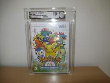 Pokepark Pikachu's aventura para Nintendo Wii Fábrica Versión PAL