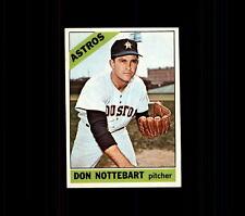 1966 Topps 21 Don Nottebart EX #D409162