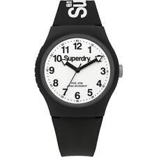 Reloj Superdry Syg164bw Urban Style unisex