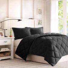 Full/Queen Larkspur 3M Diamond Quilting Reverse Down Comforter Set Micro Fiber 2