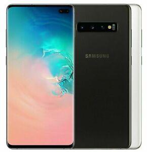 Samsung Galaxy S10+ Plus SM-G975F/DS 512GB 8GB Dual SIM Unlocked Global Ceramic