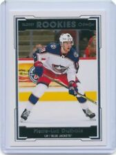17/18 O-PEE-CHEE OPC GLOSSY ROOKIE RC #R-3 PIERRE-LUC DUBOIS BLUE JACKETS *54065