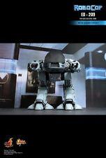 Hot Toys MMS 204 RoboCop ED-209 Sound Effect 2014 35cm Action Figure NEW