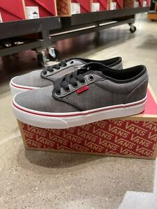 Vans Men's Atwood Canvas Fashion Skater Shoes NIB ALL SIZES!