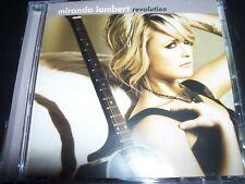 Miranda Lambert – Revolution (Australia) CD – Like New