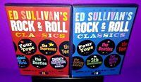 Ed Sullivan's Rock & Roll Classics Volume 1 & 2 DVD B529