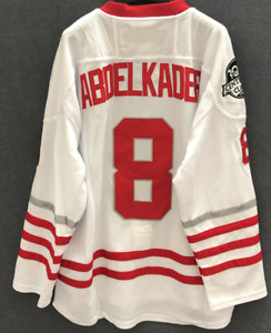 Red Wings Centennal Classic Justin Abdelkader Jersey XL, 2XL