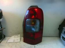 Tail Light Assembly 1997 OLDS SIHLOUETTE Right Passenger Side