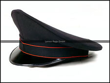 Casquette Noire Type allemand WW2
