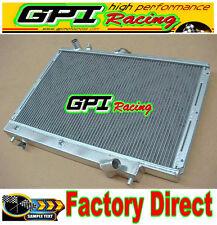 aluminum radiator Mazda 323 GTX GTR FORD TX3 familia Protegé 1989-1994