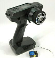 "AMEWI ""HTX"" 3-KANAL LCD FHSS DIGITAL RC CAR FERNSTEUERUNG 2.4GHz INKL. EMPFÄNGER"