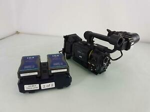 JVC GY-HD201 Professional Camcorder