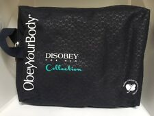 OBEY YOUR BODY – DISOBEY – FOR MAN COLLECTION - Ideal Christmas Gift