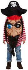 Disfraces de niño piratas sin marca