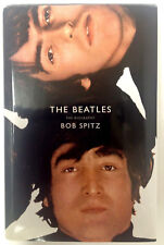 1st EDITION! THE BEATLES The Biography by Bob Spitz HCDJ 1e/2p  Rock Icons LkNEW