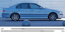 BMW e39 ALPINA stile gessato righe laterali 520, 525, 530, 535, 540