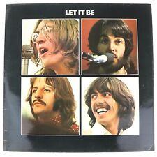 The Beatles - Let It Be - Apple Records (PCS 7096) Vinyl LP Album