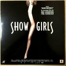 LASERDISC - SHOW GIRLS - EXCELLENT ETAT