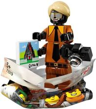 Lego Ninjago Movie Minifigure Flash Garmadon