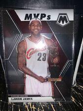 Lebron James 2019-20 Panini Mosaic MVP #298 Base Insert Los Angeles Lakers