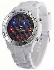 MONTRE SPORT DETOMASO SPACY TIMELINE A LED BINAIRE. 98,00 € NEUVE