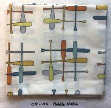 Birch Organic Cotton - Paddle Hatch