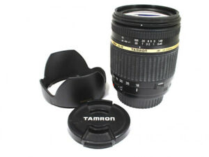 Tamron AF 18-250 mm f/3.5-6.3 LD Di-II A18 Lens For Canon EOS APS-C Mount