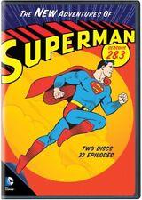 The New Adventures of Superman: Seasons 2 & 3 (1967-1969) [New DVD] Full Frame