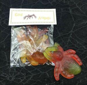 Harry Potter Inspired Giant Aragog Jelly Spiders Novelty Sweets Birthday Xmas