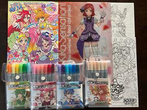Copic Ciao Too 24 color marker pen set Original Manga art sketch character japan
