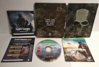 Ghost Recon Wildlands Steelbook + Jeu XBOX ONE - PAL Allemand - Très bon état