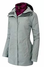 "$240 New Womens Columbia ""Frigid Flight"" 3in1 Omni-Heat Interchange Long Jacket"
