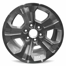 Aluminum Alloy Wheel Rim 18 Inch 14-18 Chevrolet Silverado 1500 6 Lug 139.7mm