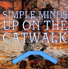 "SIMPLE MINDS Up On The Catwalk 1984 UK 12"" Vinyl Single EXCELLENT CONDITION"