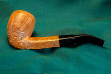 DENNY SOUERS HAND-CARVED GRECIAN BRIAR PIPES #901