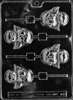 REINDEER LOLLY mold Chocolate Candy molds christmas harley davidson C184